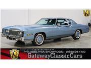 1977 Cadillac Eldorado for sale in West Deptford, New Jersey 8066