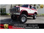1983 Ford Bronco for sale in Ruskin, Florida 33570