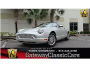 2005 Ford Thunderbird for sale in Ruskin, Florida 33570