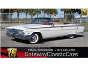 1962 Chevrolet Impala for sale in Ruskin, Florida 33570