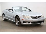 2003 Mercedes-Benz SL 55 for sale in Los Angeles, California 90063