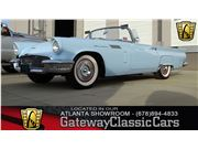 1957 Ford Thunderbird for sale in Alpharetta, Georgia 30005