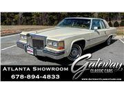 1983 Cadillac DeVille for sale in Alpharetta, Georgia 30005