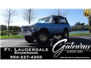 1977 Ford Bronco for sale in Coral Springs, Florida 33065