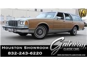 1985 Buick Electra for sale in Houston, Texas 77090