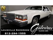 1986 Cadillac Fleetwood for sale in Memphis, Indiana 47143