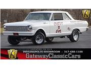 1963 Chevrolet Nova for sale in Indianapolis, Indiana 46268