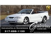 1996 Ford Mustang for sale in Indianapolis, Indiana 46268