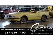 1989 Chrysler TC for sale in Indianapolis, Indiana 46268
