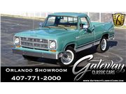 1980 Dodge D100 for sale in Lake Mary, Florida 32746