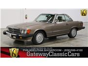 1989 Mercedes-Benz 560SL for sale in West Deptford, New Jersey 8066