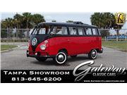 1970 Volkswagen Kombie for sale in Ruskin, Florida 33570