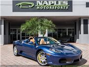 2009 Ferrari F430 Spider for sale in Naples, Florida 34104