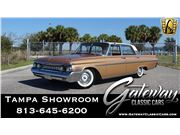 1961 Mercury Meteor 800 for sale in Ruskin, Florida 33570