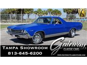 1969 Chevrolet El Camino for sale in Ruskin, Florida 33570