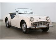 1958 Triumph TR3 for sale in Los Angeles, California 90063
