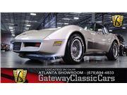 1982 Chevrolet Corvette for sale on GoCars.org