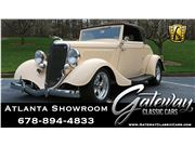 1934 Ford Cabriolet for sale in Alpharetta, Georgia 30005
