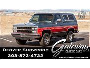 1990 Chevrolet Blazer for sale on GoCars.org