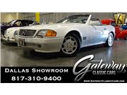 1994 Mercedes-Benz SL500 for sale in DFW Airport, Texas 76051