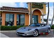 2001 Ferrari 550 for sale in Deerfield Beach, Florida 33441