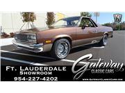 1984 Chevrolet El Camino for sale in Coral Springs, Florida 33065