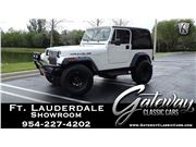1990 Jeep Wrangler for sale in Coral Springs, Florida 33065