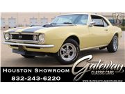 1967 Chevrolet Camaro for sale in Houston, Texas 77090