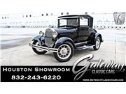 1929 Ford Model A for sale in Houston, Texas 77090