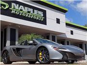 2015 McLaren 650S Spider for sale in Naples, Florida 34104
