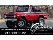 1976 Ford Bronco for sale in Indianapolis, Indiana 46268