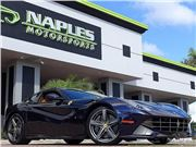 2013 Ferrari F12 Berlinetta for sale in Naples, Florida 34104
