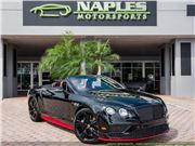 2017 Bentley Continental GT GTC Speed Convertible for sale in Naples, Florida 34104