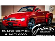 2004 Chevrolet SSR for sale in OFallon, Illinois 62269