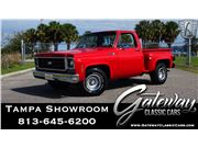 1978 Chevrolet Scottsdale for sale in Ruskin, Florida 33570