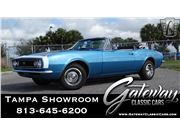 1967 Chevrolet Camaro for sale in Ruskin, Florida 33570