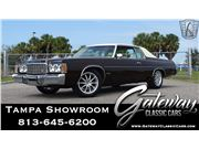 1974 Chrysler Newport for sale in Ruskin, Florida 33570