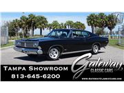1968 Ford Galaxie for sale in Ruskin, Florida 33570