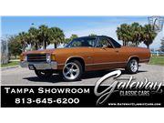 1972 Chevrolet El Camino for sale in Ruskin, Florida 33570