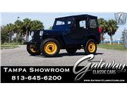 1946 Jeep Willys for sale in Ruskin, Florida 33570