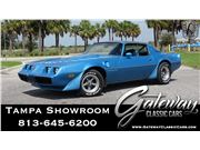1980 Pontiac Trans Am for sale in Ruskin, Florida 33570