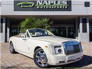 2009 Rolls-Royce Phantom Drophead Coupe for sale in Naples, Florida 34104