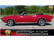 1968 Pontiac Firebird for sale in DFW Airport, Texas 76051