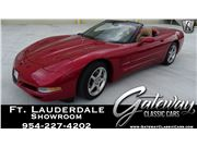 2002 Chevrolet Corvette for sale in Coral Springs, Florida 33065