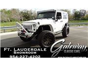 2009 Jeep Wrangler for sale in Coral Springs, Florida 33065