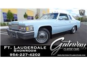 1979 Cadillac Coupe deVille for sale in Coral Springs, Florida 33065