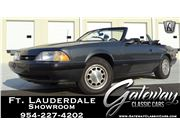1988 Ford Mustang for sale in Coral Springs, Florida 33065