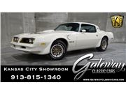 1978 Pontiac Trans Am for sale in Olathe, Kansas 66061