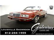 1985 Chrysler LeBaron for sale in Memphis, Indiana 47143
