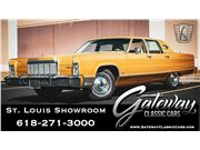 1975 Lincoln Continental for sale in OFallon, Illinois 62269